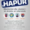 BASHKIA E HAPUR – PROGRAMI I TRANSPARENCES