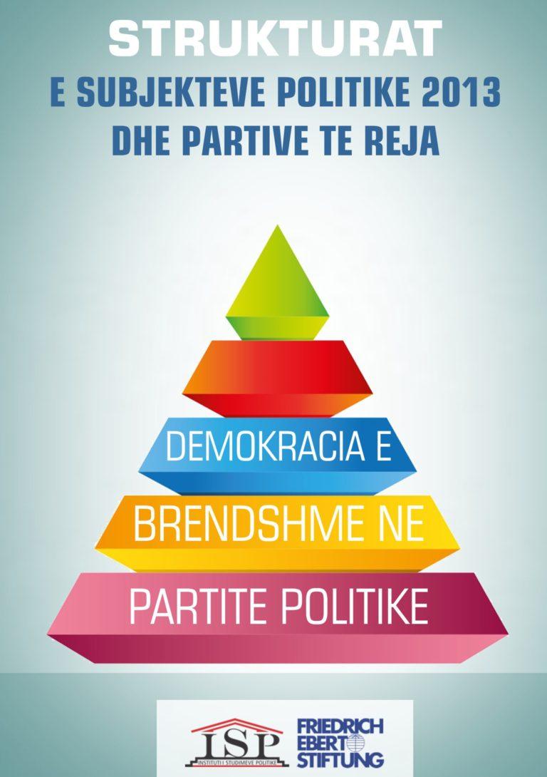 STRUKTURAT E PARTIVE POLITIKE 2017