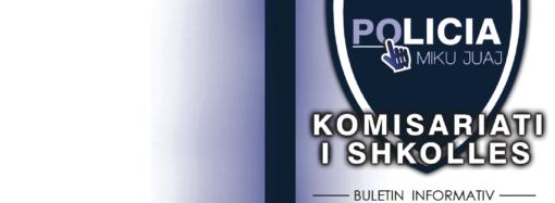 KOMISARIATI I SHKOLLES – PARTNERITET MIDIS NXENESVE E POLICISE